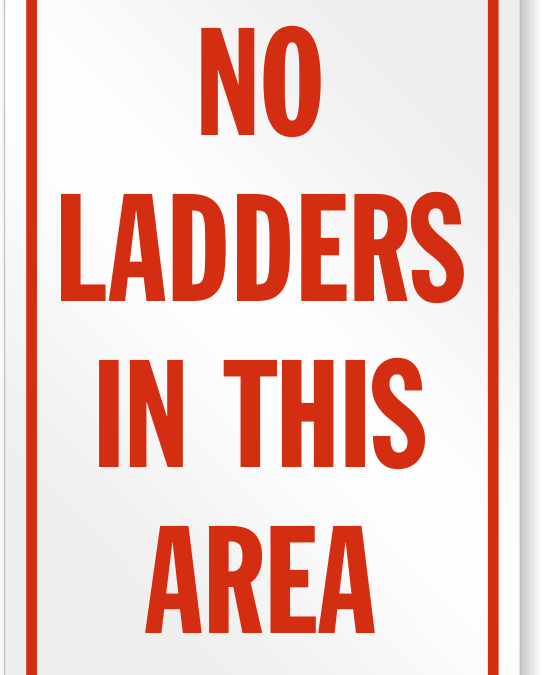 Look No Ladders!