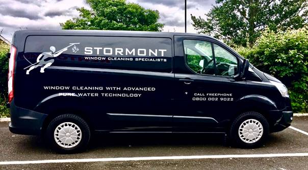 stormont window cleaning services